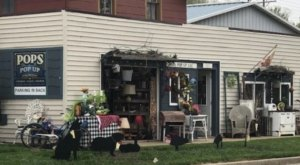 You'll Find Unique Repurposed Antiques At Pops Pop Up Shop In Illinois