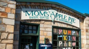 You Owe It To Yourself To Visit Mom's Apple Pie, Home Of The Best Homemade Pies In All Of Virginia