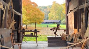 Embrace The Sights And Sounds Of Autumn At Hale Farm & Village Near Cleveland