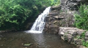 You'll Want To Spend All Day On Spring Dry Loop, A Trail To A Waterfall-Fed Pool In Indiana