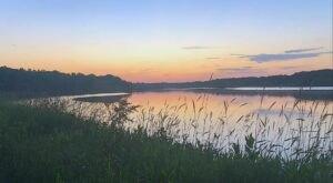 The Hike At Nebraska's Pretty Little Zorinsky Lake Is Short And Sweet