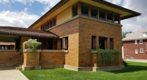 Tour One Of Frank Lloyd Wright's Most Beautiful Homes At The Martin House In New York
