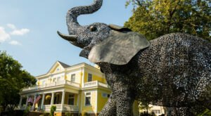 Enjoy a Three Ring Getaway In Wisconsin's Ringling House, The Castle Of A Circus King