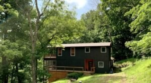 Wake Up On Top Of A Mountain At This Lost River Airbnb In West Virginia
