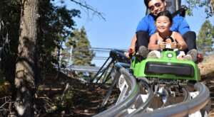 Opening This Fall, Canyon Coaster Adventure Park Will Have Arizona's Very First Mountain Coaster