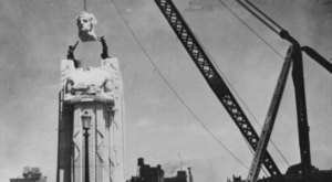 7 Historic Images Of The Cleveland Guardians Overlooking The Best Location In The Nation