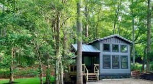 An Overnight Stay At This Secluded Cabin In South Carolina Costs Less Than $100 A Night And Will Completely Relax You