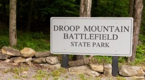 Droop Mountain Battlefield State Park Is An Inexpensive Road Trip Destination In West Virginia That's Affordable