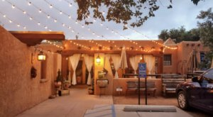Devour A Fresh And Delicious Meal At This Restaurant On A Mesmerizing Farm In New Mexico