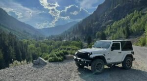 The Alpine Loop National Back Country Byway In Colorado Takes You From Historic Mining Towns To The Top Of The World And Back