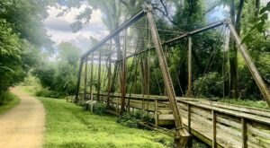 Follow This Abandoned Railroad Trail For One Of The Most Unique Hikes In Iowa