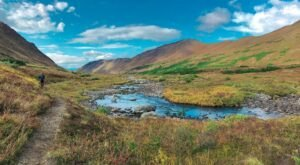 Get High In The Chugach And Watch The Colors Change On This Stunning Trail In Alaska