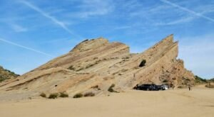 Take A Southern California Adventure To Our State's Stunning Vasquez Rocks