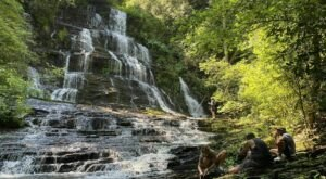 This 3-Mile Trail In South Carolina Leads To A 50-Foot Waterfall And A Scenic Forest Service Road