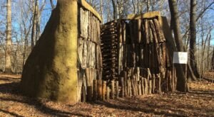 A Mysterious Woodland Trail In Kentucky Will Take You To The Original Center Furnace Ruins