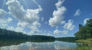 Mississippi's Bonita Lakes Trail Leads To A Magnificent Hidden Oasis