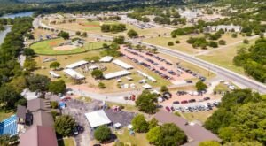 People Travel From All Over The State To Attend The Texas Arts And Crafts Fair