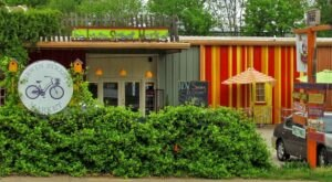 The Irwin Street Market Is A Quirky Food Hall In Georgia With Artisanal Restaurants And Shops