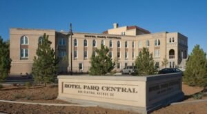 The Historic Hotel Parq Central In New Mexico Is Notoriously Haunted And We Dare You To Spend The Night