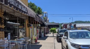The Antique Capital Of Three States, Historic Old Central City Is Tucked Away In Huntington, West Virginia