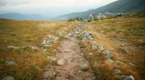 The Lake of the Clouds Hut Trail In New Hampshire Was Named One Of The Scariest Haunted Hikes In The U.S.