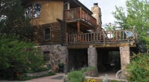 Wake Up To The Most Remarkable Views At This Cabin Bed And Breakfast In New Mexico