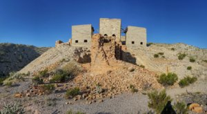 A Mysterious Trail In Texas Will Take You To The Original Mariscal Mine Ruins