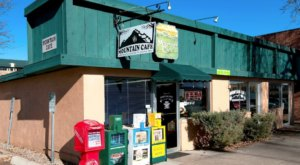 Breakfast Is Served All Day At The Historic Mountain Cafe In Colorado