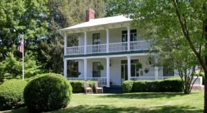 Explore History, Heritage, And Crafts At The Historic Shelton House Museum In An 1800s Farm House In North Carolina
