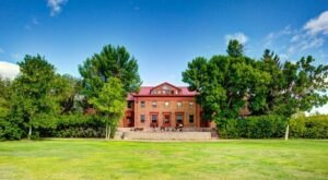 Get A Taste Of Farm Life And Old-Fashioned Hospitality At Oddfellow Inn And Farm In Montana