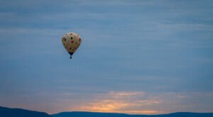 If You Love Hot Air Balloons And Family-Friendly Fun, Head To The Poteau Balloon Fest In Oklahoma