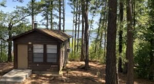 For A Pristine Wilderness Getaway, Visit McGee Creek State Park In Oklahoma