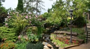 Spend The Afternoon Enjoying Over 40-Acres Of Beauty At The Tulsa Garden Center At Woodward Park In Oklahoma