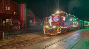 The Polar Express Train Ride In North Carolina Is Scenic And Fun For The Whole Family