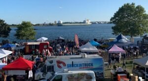 Don't Miss The Biggest Seafood Festival In Rhode Island This Year, The Rhode Island Seafood Festival