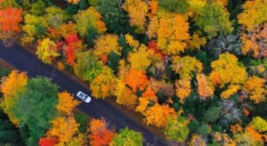 When And Where To Expect Wisconsin's Fall Foliage To Peak This Year