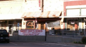 Classic Southern Comfort Food Is On The Menu At Sweet Boy's, A Charming Diner In Small-Town Texas