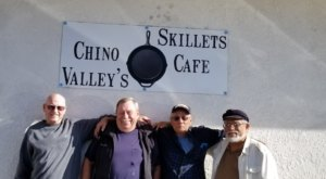 The Line Is Always Out The Door At Skillets Cafe, An Unassuming Breakfast Spot In Arizona