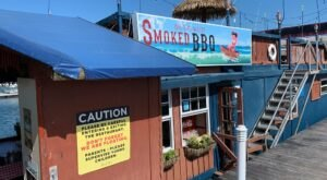 Enjoy Laid-Back, Waterfront Barbecue In Key West At Smoked BBQ In Florida