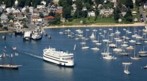 Woods Hole, Massachusetts Is Being Called One Of The Best Small Town Vacations In America