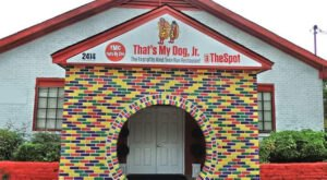 Enjoy Some Of Alabama's Best Hot Dogs At That's My Dog, Jr., America's First Teen Operated Restaurant