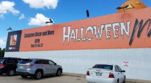 The Epic Halloween Store In Texas That Gets Better Year After Year