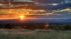 Get Away From It All And Connect With Nature In This Gorgeous Small Town Near New Mexico's Sandia Mountains