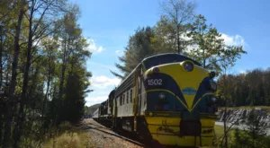 This Incredible Train Ride Will Take You Through Some Of The Most Beautiful Fall Scenery In New York