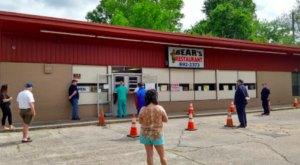 The Best Roast Beef Po'Boy In The State Is Found At Bear's, An Unassuming Little Eatery In Louisiana