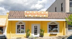 It's Hard Not To Smile At Aunt Candy's Toy Company, An Eye-Catching Shop In Michigan