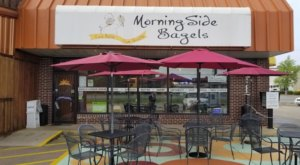The Bagels At MorningSide Bagels In Arkansas Are Made From Scratch Every Day