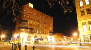 Rumored To Be Quite Haunted, Ohio's Historic Lafayette Hotel Promises An Overnight Stay You Won't Forget