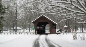 5 Reasons To Visit The Only Covered Bridge In Mississippi