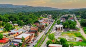 If One Night Isn't Enough, Spend The Whole Weekend In The Mountain Town Of Blue Ridge, Georgia